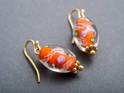 ohrschmuck-gold-glasperlen-orange-anna-eichlinger-800w