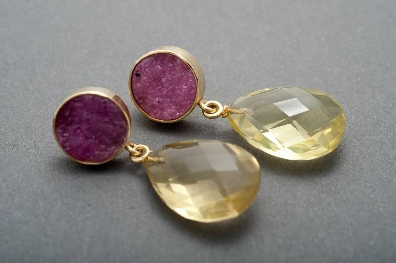 ohrschmuck-gold-cobaltcalcit-lemoncitrin-anna-eichlinger-800w